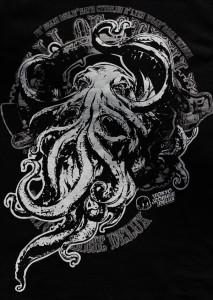 2015WINTER「クトゥルー」Tシャツ